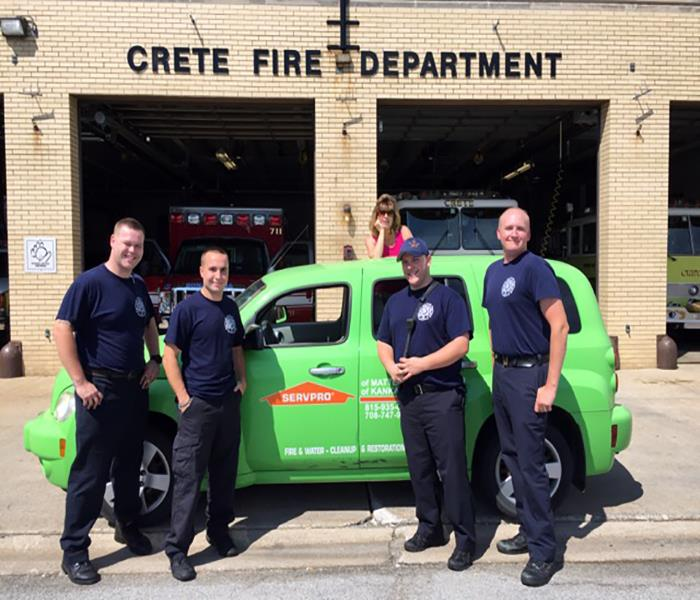 New Vehicle For The Crete Fire Department