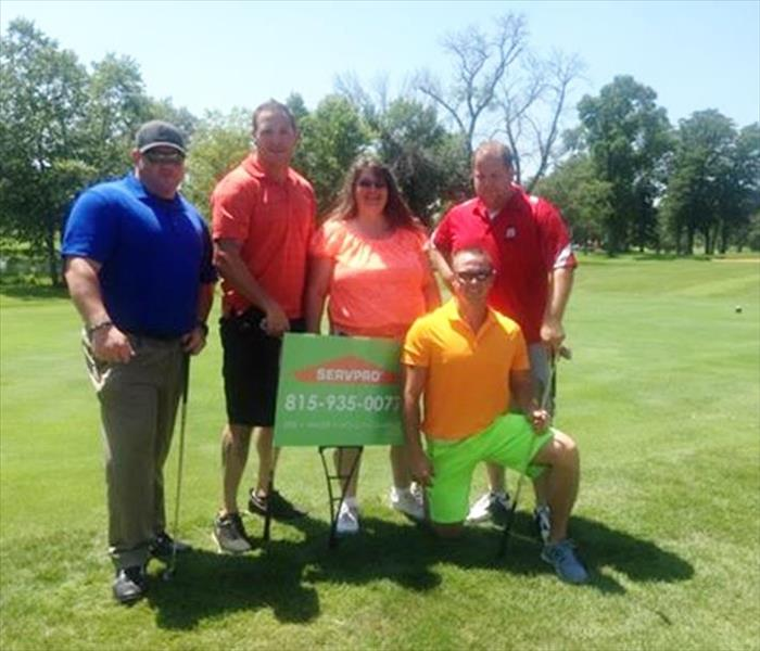 South Suburban Chiefs of Police Golf Outing