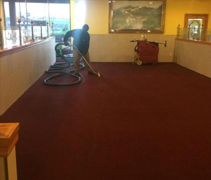 Carpet Cleaning for Your Matteson Commercial Enterprise