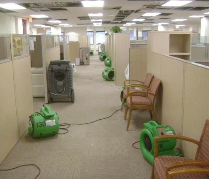 Commercial Water Damage to your Business in Lansing