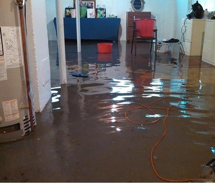 Flood Damage Of Any Type In University Park