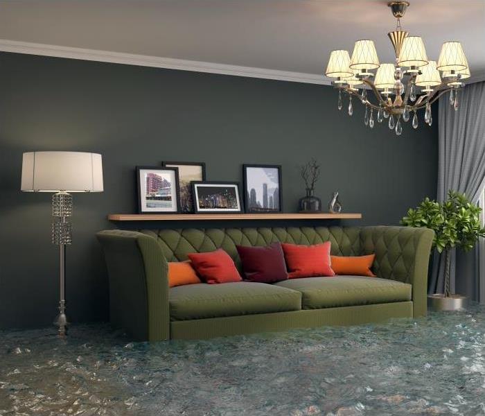 Storm Damage Don't Panic When Your Flossmoor Attic Experiences A Flood Damage Disaster, Call Our Experts!