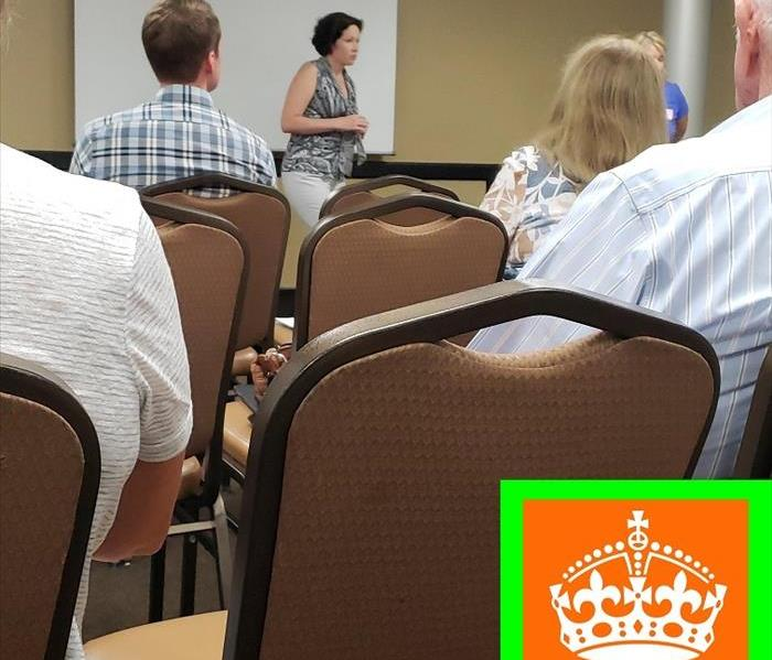 Why SERVPRO ACTHA Homeowner Association / Condominium Association / Townhome Association Seminar at Georgio's in Orland Park, Il.