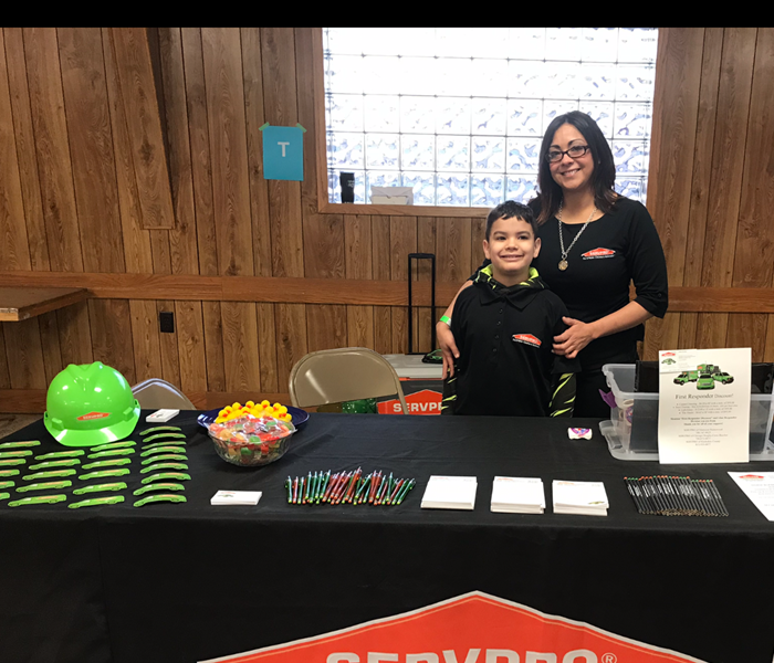 Community SERVPRO In The Community