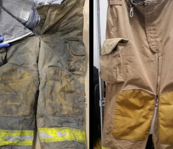 Cleaning Certified Cleaning of Fire Fighter  Turn Out Gear - MABAS