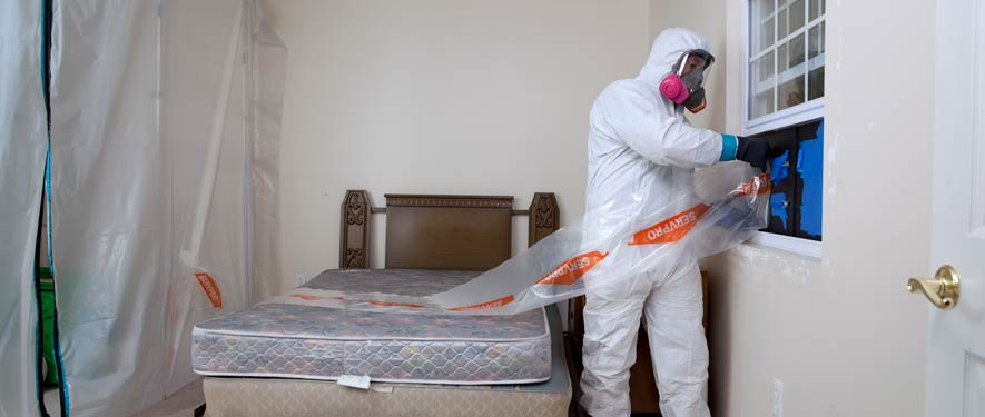 Matteson, IL biohazard cleaning