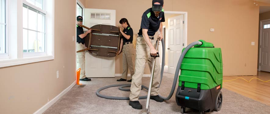 Matteson, IL residential restoration cleaning